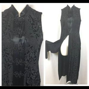 Vintage Asian Inspired Top Duster